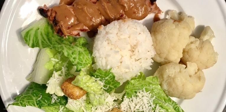 Grilled Asian Pork Tenderloin with Peanut Sauce – It's a ...